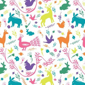 Woodland Otomi - Full Color (Small)