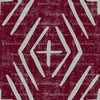 Peace - Diamond Coordinate