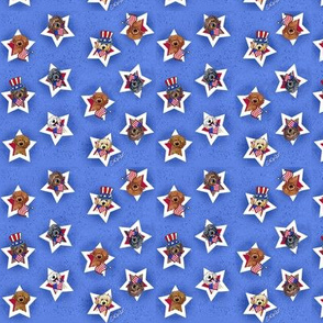 Star Spangled Doodles SMALL