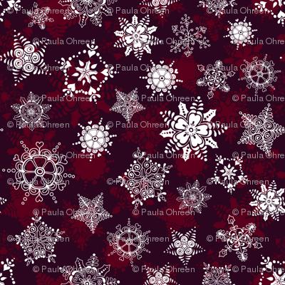 Elegant Holiday Snowflakes