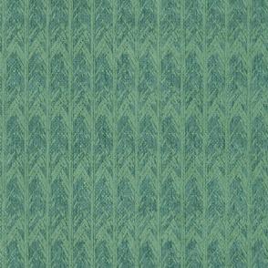 Vintage Tiki Chevron -  Cottons