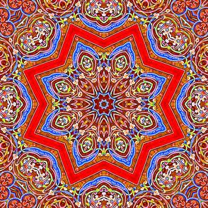 Medieval Kaleidoscope