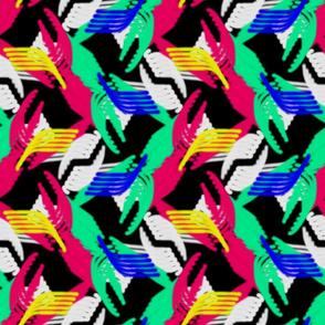 Tricolor Origami