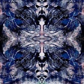 Blue print crop