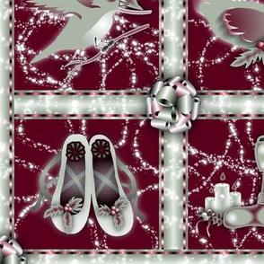 Elegant Twelve Days of Christmas