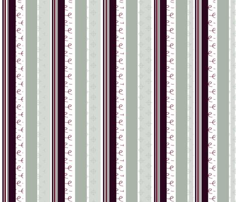 Elegant Winters fabric by staciana_bunny_ on Spoonflower - custom fabric