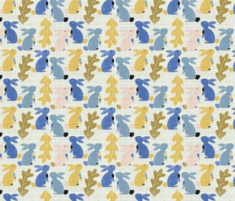 Rrrblue_yellow_bunnies_leaves-01_shop_preview