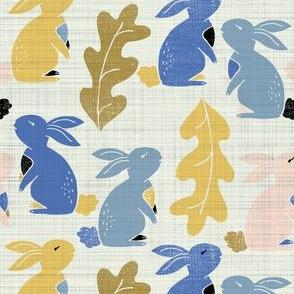 Spring Bunny hop