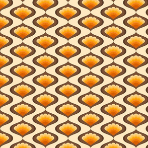 Orange Doris