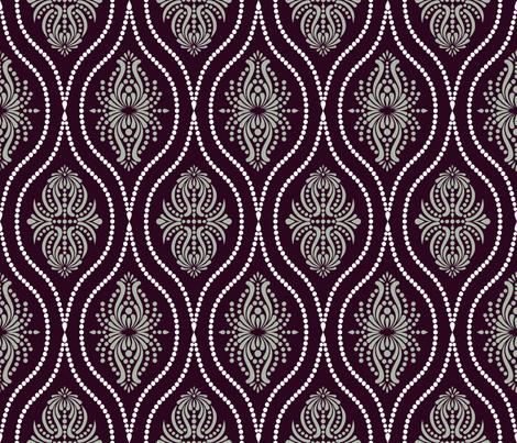Arabesque Style 2 fabric by artsytoocreations on Spoonflower - custom fabric