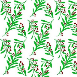 A Loose Scatter of Festive Sprigs