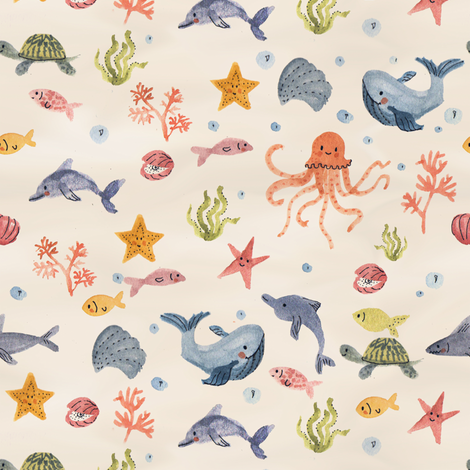 mare mare4 fabric by gomboc on Spoonflower - custom fabric