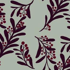 A Winterberry Feast