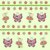 Spring Pokemon Print