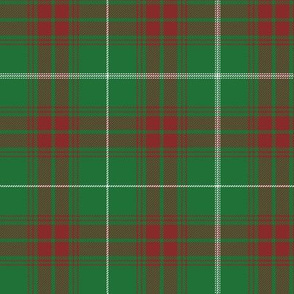 Rothesay hunting doubled tartan, 6""