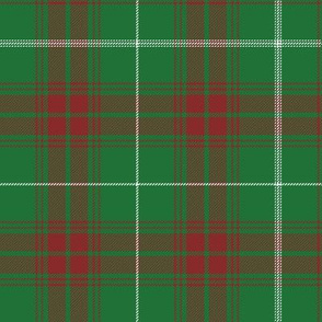 Rothesay hunting doubled tartan, 7""