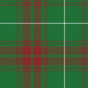 Rothesay hunting doubled tartan, 12""