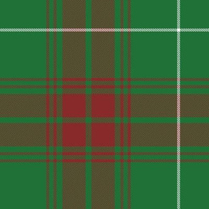 Rothesay hunting doubled tartan, 14""