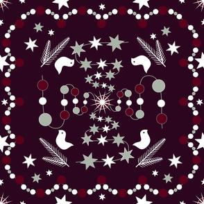 Elegant Holiday Limited Color Palette