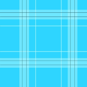 Ink's Plaid Pattern