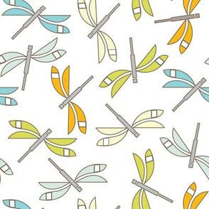 dragonfly white lg