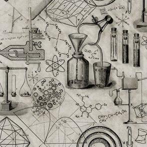 Chemistry Experiments Gray