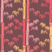 bamboo pink
