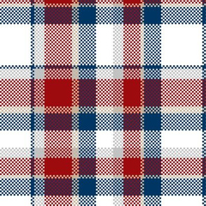 Equestrian July Plaid