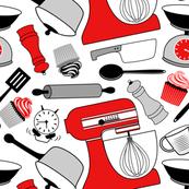 Kitchen Baking Goodies 2