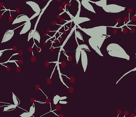winter fabric by 2329_design on Spoonflower - custom fabric