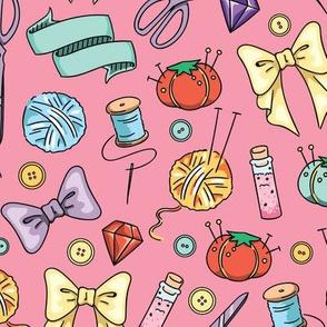 Crafty Life - Pink