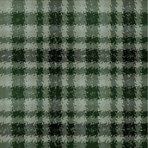 JP17 - Sage Green Jagged Plaid