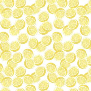 Lots of  Lemons_Foodie_Summer Fruits_Yellow