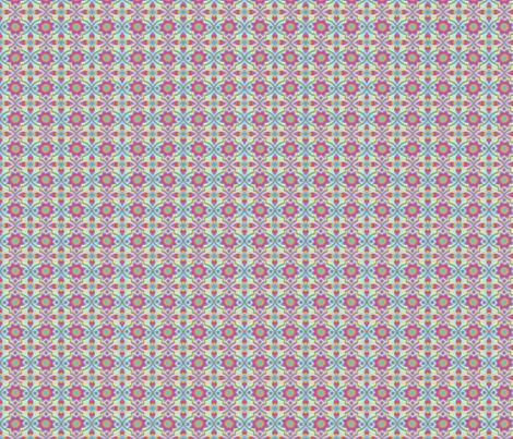 Marrakesh Rainbow Tile Small print fabric by karwilbedesigns on Spoonflower - custom fabric