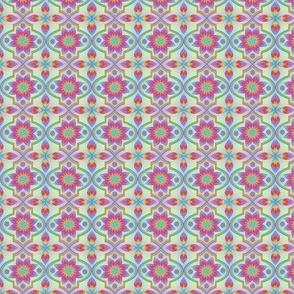 Marrakesh Rainbow Tile Small print