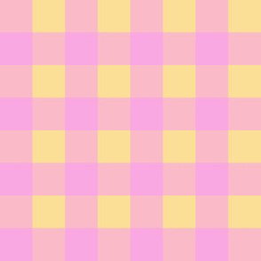 f-gingham-gold and purple