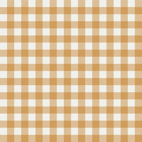 "oak leaf check fabric - sfx1144 - 1/2"" squares - check fabric, neutral plaid, plaid fabric, buffalo plaid"
