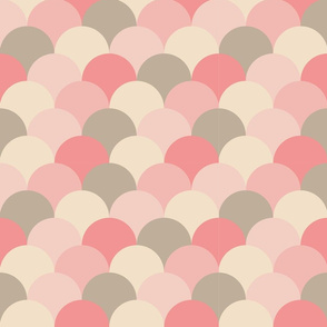 Scandi Hills Pink