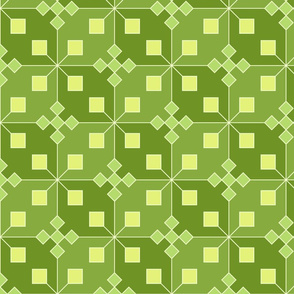 blackwork olive green