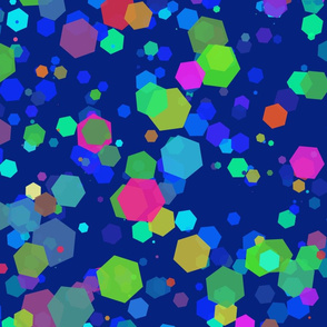 COLOURFUL POLYGONS