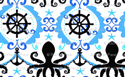 ocean octopus navy