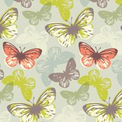 Rrrrrrrbutterfly-swarm-green-and-coral_shop_thumb