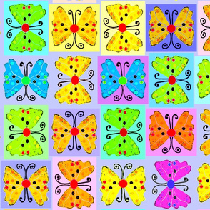 3-  NEW BUTTERFLIES