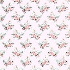 "1.5"" Graceful Swan - Blush"