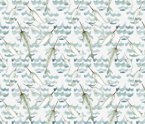 Rnarwhal-fabric_spoonflower_shop_preview