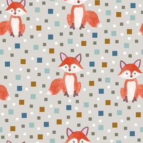 Foxy Squares