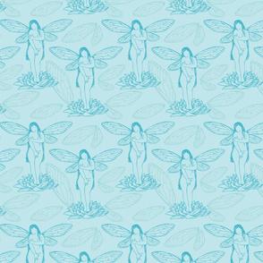 Cicada Girl - Aqua 2