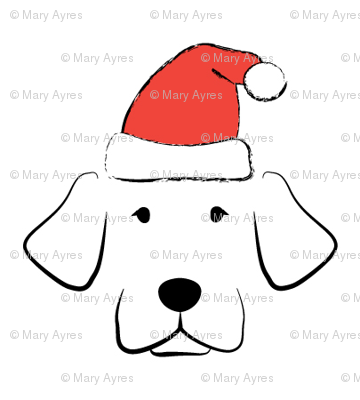 puppy-dogs-with-santa-hats