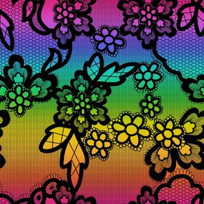Rainbow Lace