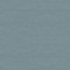 Burlap Dusty Blue